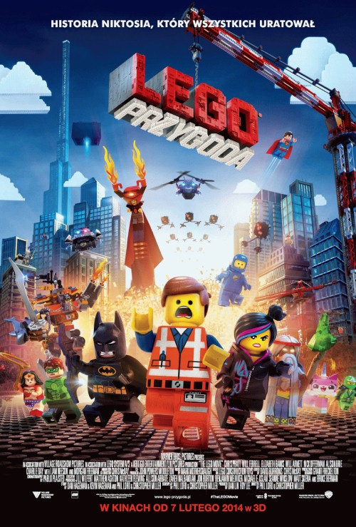 Lego Przygoda Dubbing The Lego Movie 2014 Online Ekino Tvpl