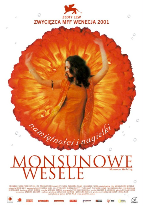 Monsunowe Wesele Monsoon Wedding 2001 Online Ekino Tvpl