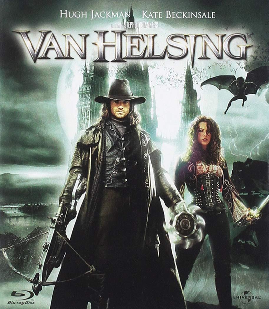 Van Helsing Serial