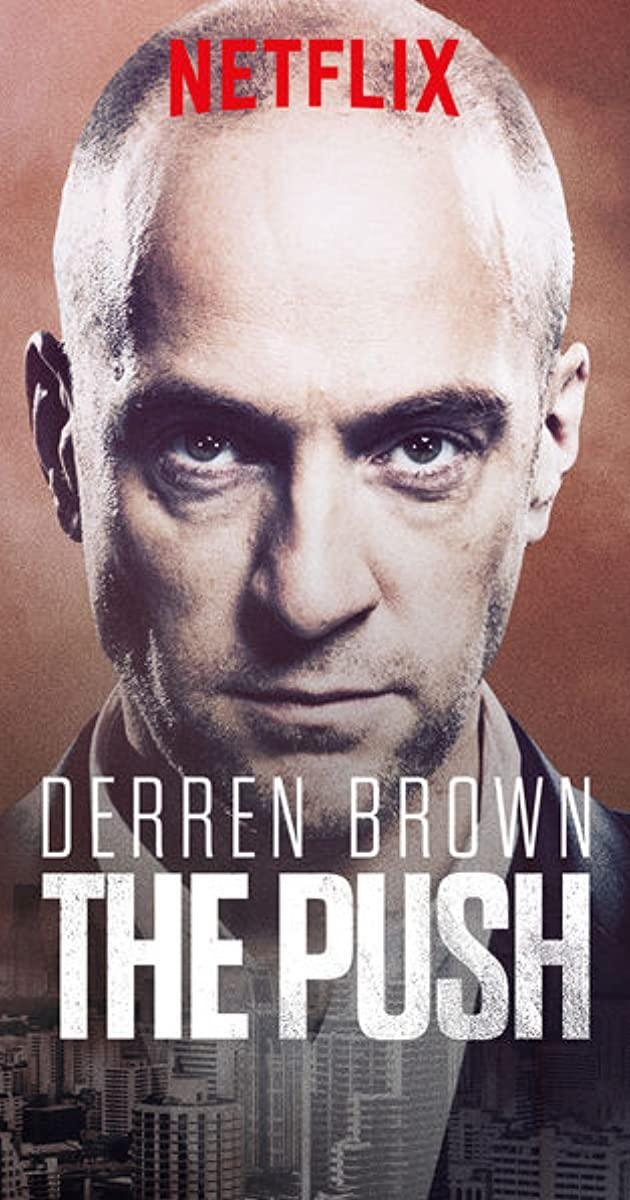 Derren Brown - The Push (2018) PL.WEB-DL.XviD-HFu