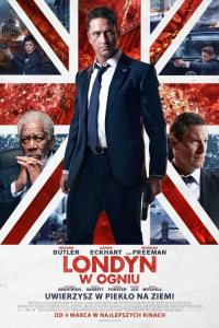 Londyn w ogniu - HD / London Has Fallen