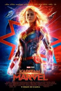 Kapitan Marvel - HD / Captain Marvel