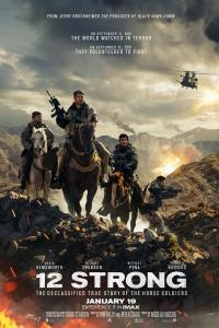 12 Strong - CAM - ENG /
