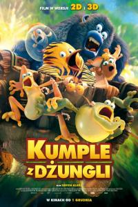 Kumple z dżungli - HD / Les As de la Jungle