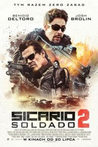Sicario 2: Soldado - ENG - CAM / Sicario: Day of the Soldado