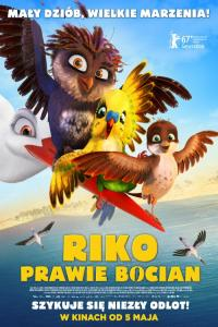 Riko prawie bocian - HD / Richard the Stork