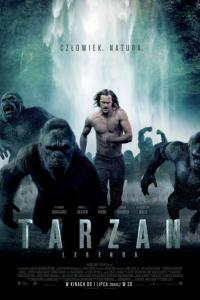 Tarzan: Legenda - HD / The Legend of Tarzan