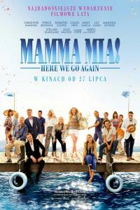 Mamma Mia! Here We Go Again - HD /
