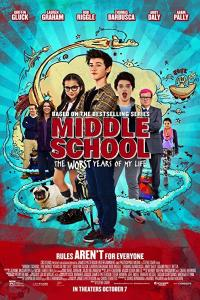 Middle School: The Worst Years of My Life - ENG - HD /