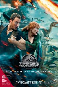 Jurassic World: Upadłe królestwo - HD / Jurassic World: Fallen Kingdom