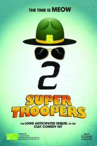 Straż wiejska 2 - HD / Super Troopers 2