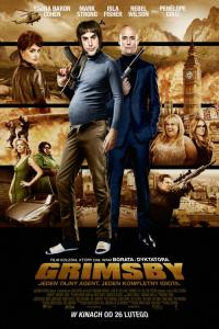 Grimsby - ENG / The Brothers Grimsby