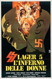 SS Lager 5: L'inferno delle donne /