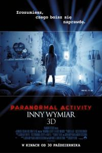 Paranormal Activity: Inny wymiar - HD / Paranormal Activity: The Ghost Dimension