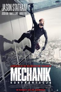 Mechanik: Konfrontacja - HD / Mechanic: Resurrection
