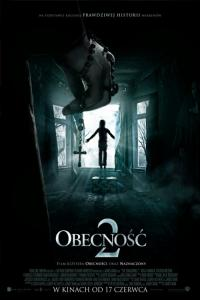Obecność 2 - CAM - NAPISY PL / The Conjuring 2: The Enfield Poltergeist