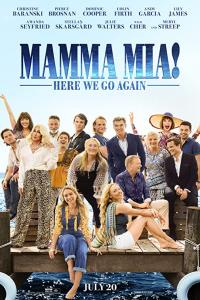 Mamma Mia: Here We Go Again! - HDCAM - ENG /