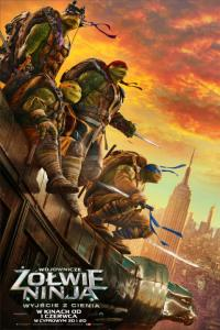 Wojownicze żółwie ninja: Wyjście z cienia - HD / Teenage Mutant Ninja Turtles: Out of the Shadows