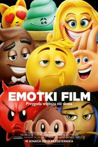 Emotki. Film - CAM / The Emoji Movie