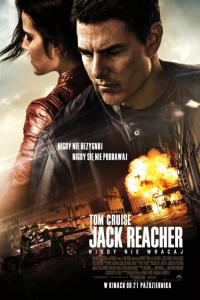 Jack Reacher: Nigdy nie wracaj - HD / Jack Reacher: Never Go Back