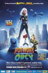 Potwory kontra Obcy / Monsters vs. Aliens