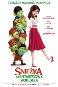 Śnieżka i Fantastyczna Siódemka - HD / Red Shoes and the Seven Dwarfs