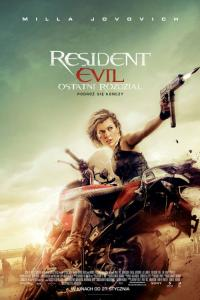 Resident Evil: Ostatni rozdział - ENG - CAM / Resident Evil: The Final Chapter