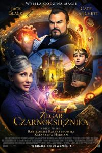 Zegar czarnoksiężnika DUBBING HD / The House with a Clock in its Walls