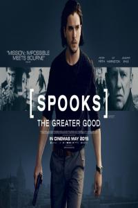 Tajniacy: Mniejsze zło - HD / Spooks: The Greater Good