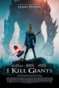 Zabijam gigantów - HD / I Kill Giants - HD