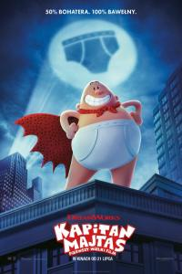 Kapitan Majtas: Pierwszy wielki film - ENG / Captain Underpants: The First Epic Movie