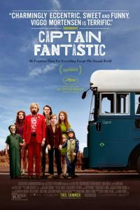 Captain Fantastic - HD /