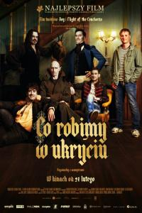 Co robimy w ukryciu - HD / What We Do in the Shadows