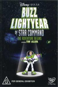 Buzz Lightyear of Star Command: The Adventure Begins /