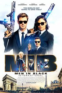 Men in Black: International - ENG /