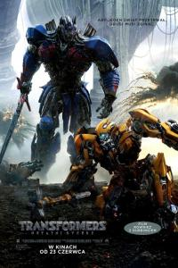 Transformers: Ostatni Rycerz - CAM - ENG / Transformers: The Last Knight