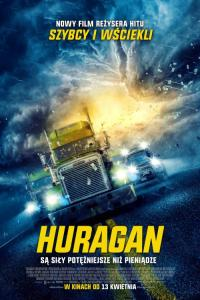 Huragan - CAM / The Hurricane Heist
