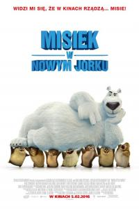 Misiek w Nowym Jorku - HD / Norm of the North