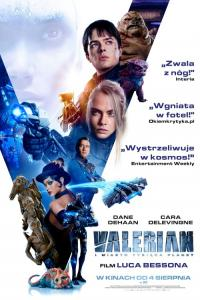 Valerian i Miasto Tysiąca Planet - HD / Valerian and the City of a Thousand Planets