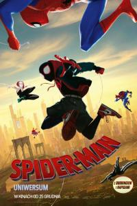 Spider-Man Uniwersum - HD / Spider-Man: Into the Spider-Verse