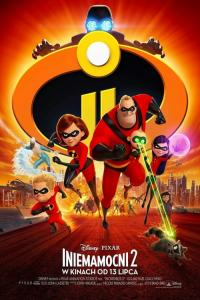Iniemamocni 2 - HD / The Incredibles 2