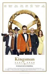 Kingsman: Złoty krąg - HD / Kingsman: The Golden Circle