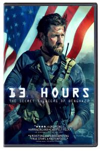 13 Hours: The Secret Soldiers of Benghazi - HD /