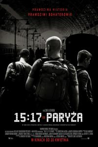 15:17 do Paryża / The 15:17 to Paris