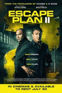 Escape Plan 2: Hades - HD /