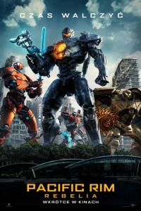 Pacific Rim: Rebelia - HD / Pacific Rim: Uprising
