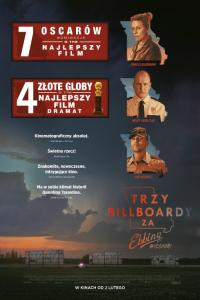 Trzy billboardy za Ebbing, Missouri - HD / Three Billboards Outside Ebbing, Missouri