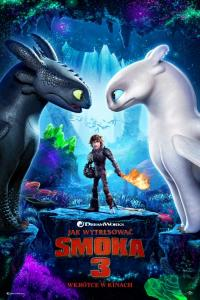 Jak wytresować smoka 3 - ENG - CAM / How to Train Your Dragon: The Hidden World
