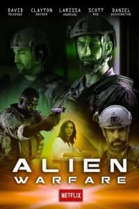 Navy Seals kontra kosmici - HD / Alien Warfare