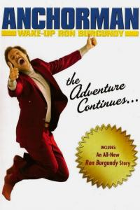 Wake Up, Ron Burgundy: The Lost Movie /